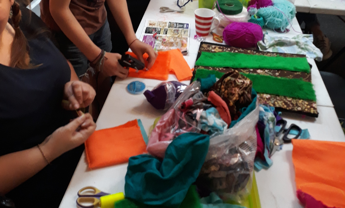 Kids Totes!! - School Holiday workshop