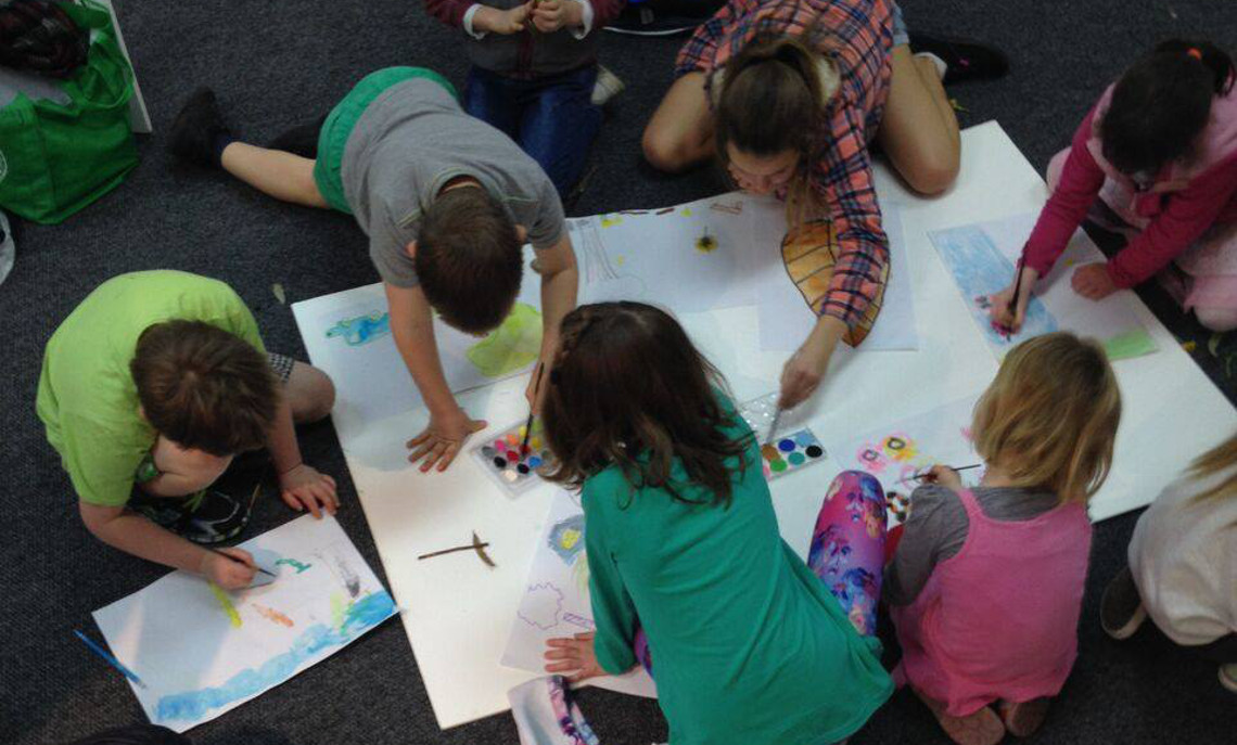 Kids Drop-in Art Activities